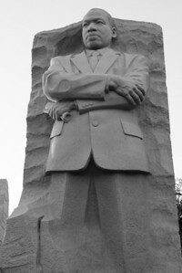 Stone of Hope: Martin Luther King, Jr. Memorial