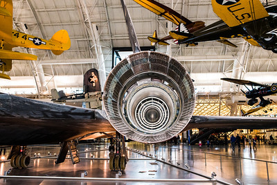 Lockheed SR-71 Blackbird Engine