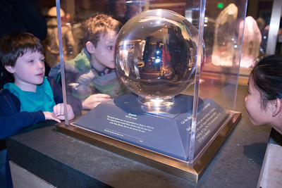 Largest Crystal Ball