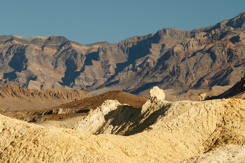 Robert's Peak in Death Valley - I discovered it!