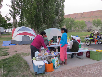 Steamboat Rock State Park Camping