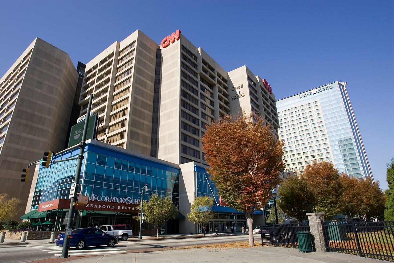 TURNER PROPERTIES; CNN CENTER
