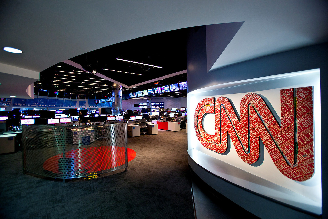 Images of CNN Newsroom photographed on July 15, 2011 in Atlanta, GA.<br /> <br /> Photo by John Nowak/CNN
