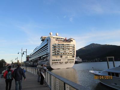 2015 Alaska cruise (august)