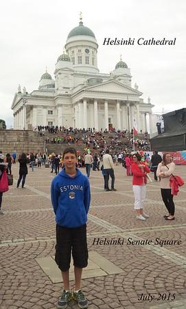 2015 Helsinki Baltic Cruise