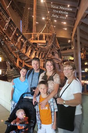 Vasa Museum Stockholm Baltic Cruise