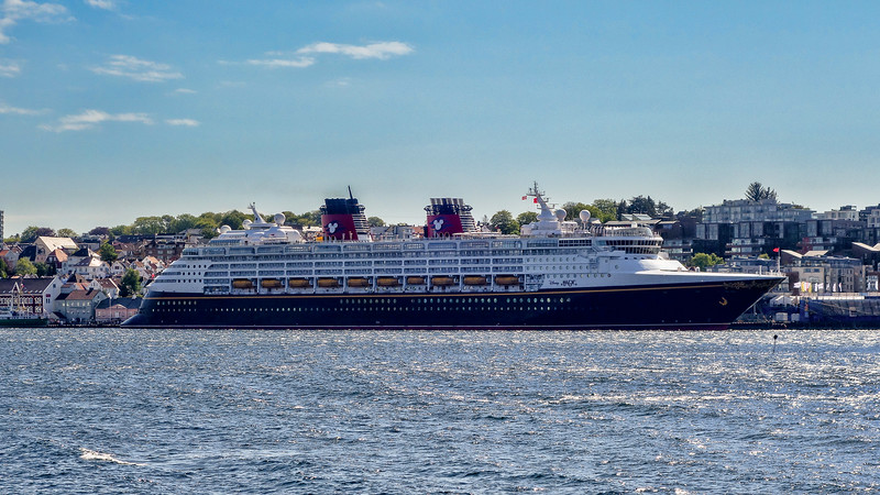 Disney Magic in Stavanger, Norway