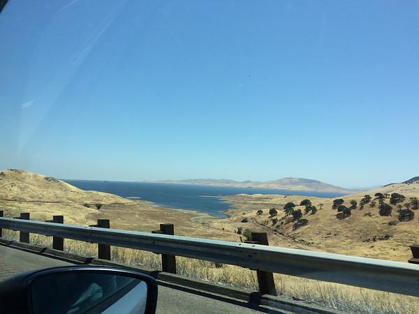 San Luois Reservoir