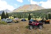 20150916 Campsite MountainMan Hancock CO