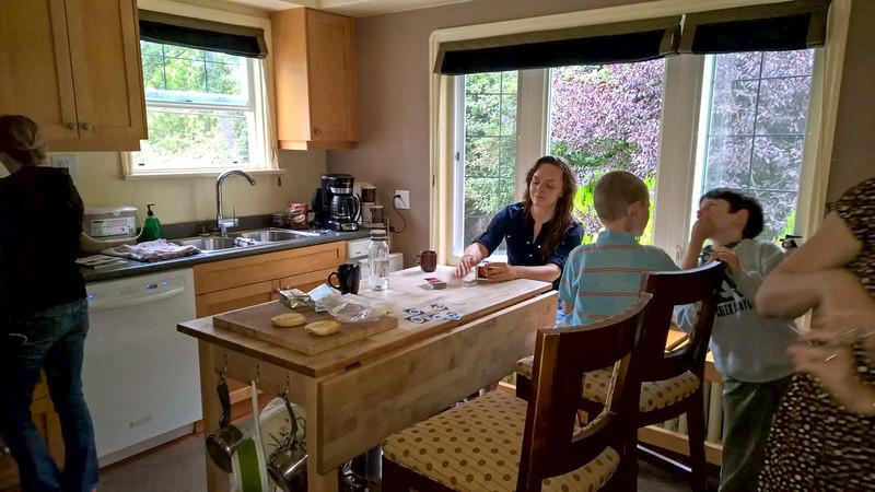 kitchen rental house