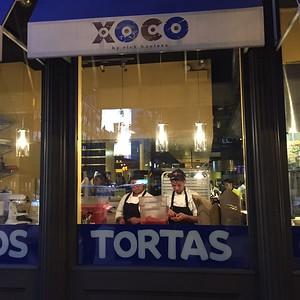 Next door was XOCO - another Bayless restaurant