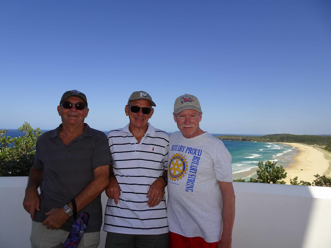 674 Frank, Ian and Bruce