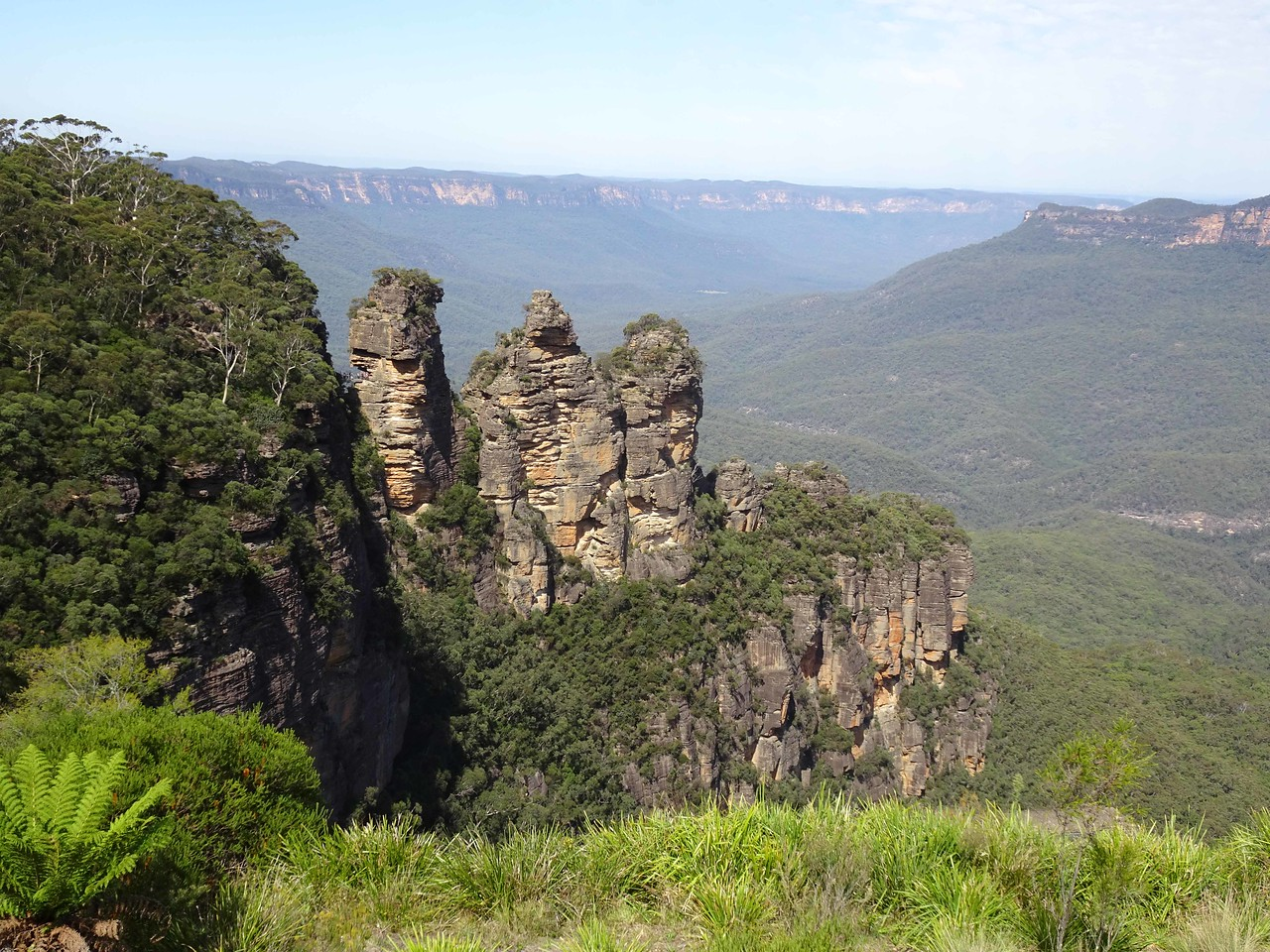 613 The Three Sisters in the Blue Mountains