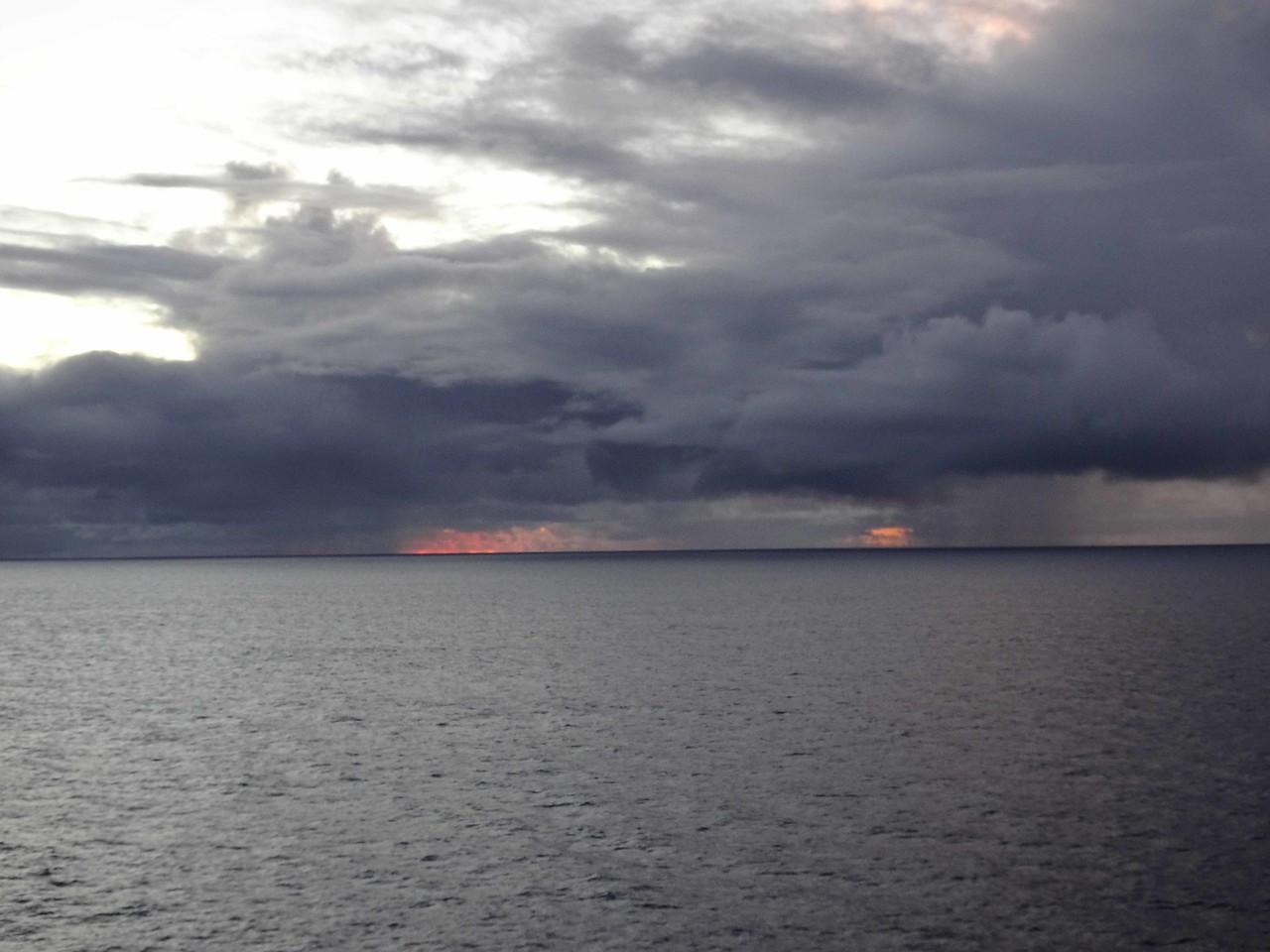 849 Storm Seas