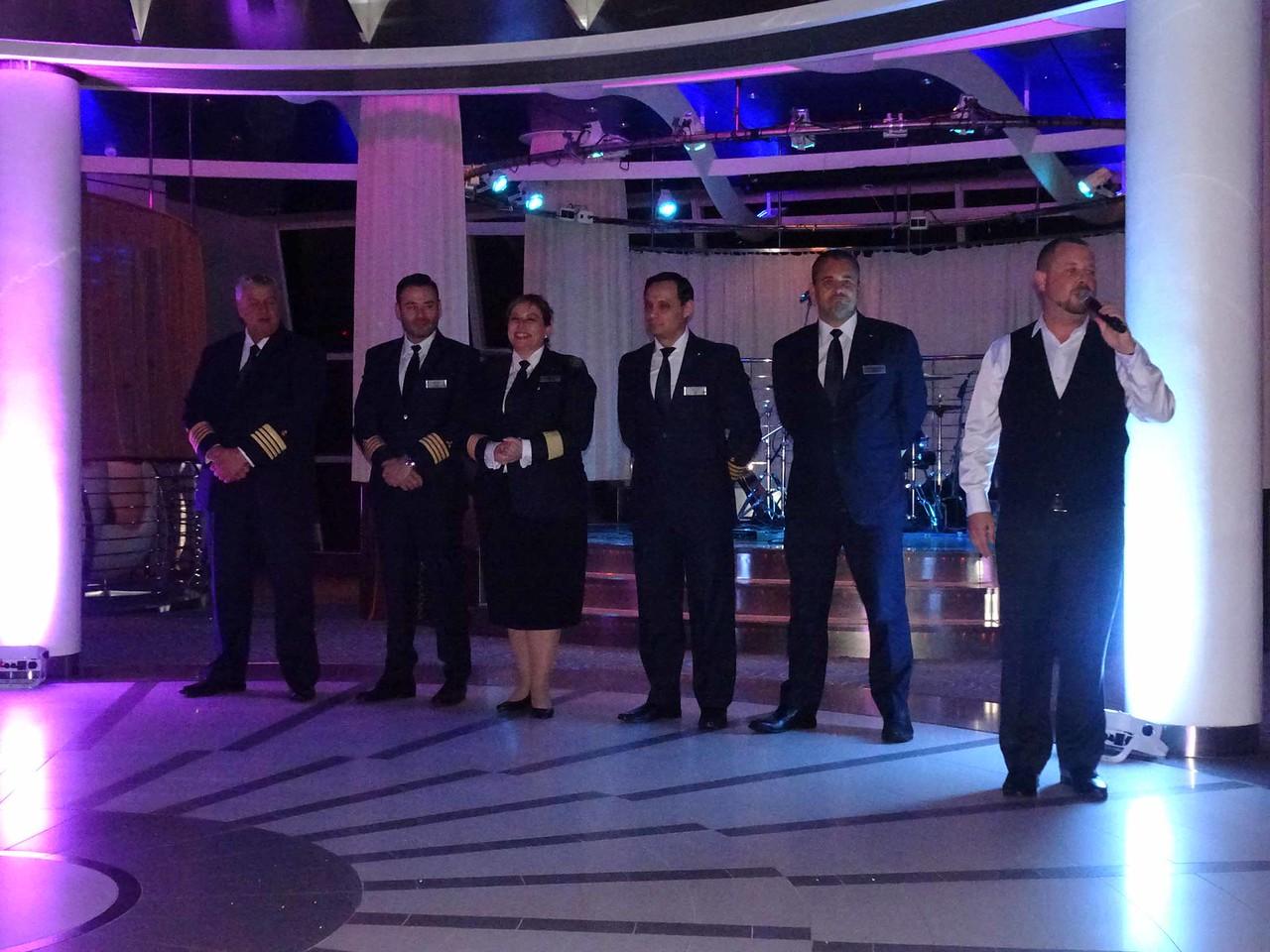 1020 The Senior Officers