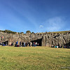 May 9, 2016  Saqsayhuaman Ruins (lots of tourists, tried to get photos without people