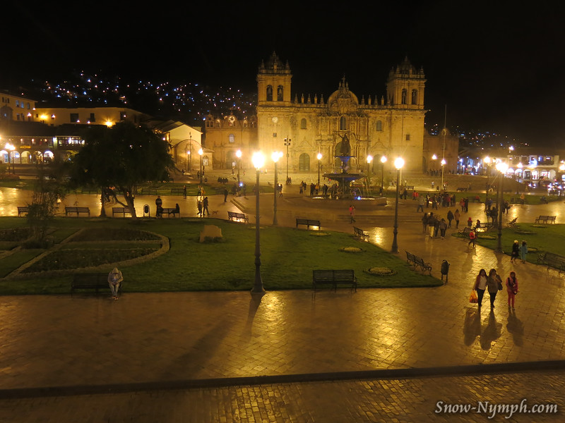 May 12, 2016  View on Plaza de Armas