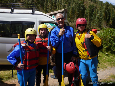 2016-05-13  Day 6 - River Rafting on the Urabumba River