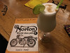 May 13, 2016  Pisco Sour at Norton Pub, Cusco, Peru