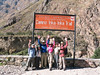 May 15, 2016  Start of the Inca Trail