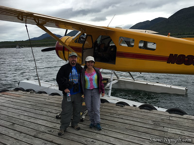 2016-06-30 Day 3 - Ketchikan Floatplane and wildlife viewing