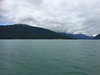 July 4, 2016  View on our ride from Skagway to Haines