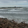 Sue's photo of the north lighthouse, during the Hermine's winds pummeling the shoreline
