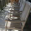 more rocking chairs on the porch....