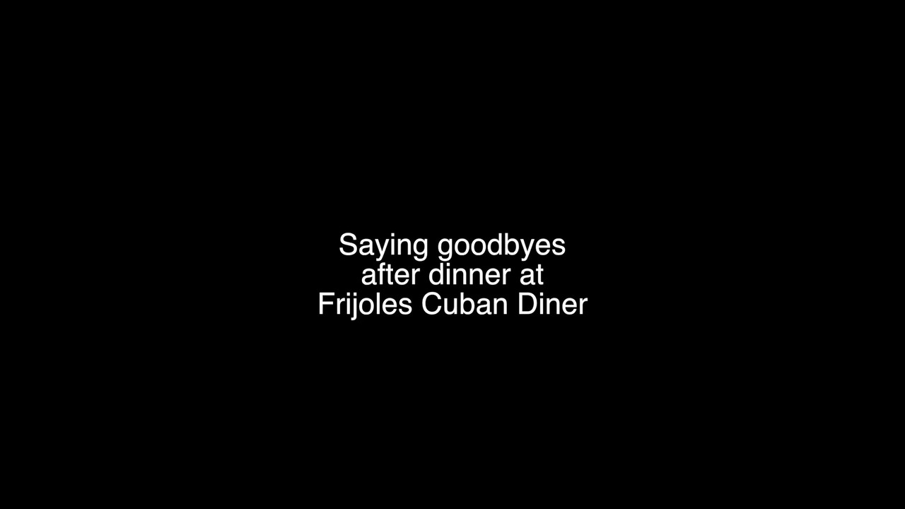 VIDEO:  Frijoles Goodbyes
