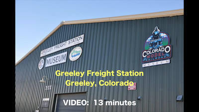 Greeley Freight Station, Greeley, Colorado