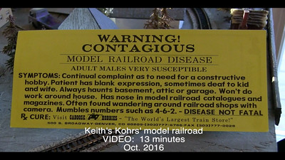 Kohrs Model Railroad