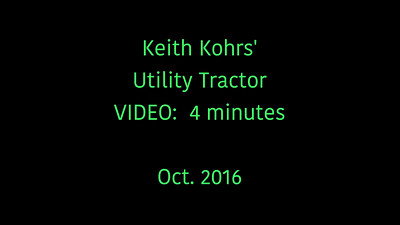 John Deere, Keith Kohrs, Oct. 2016