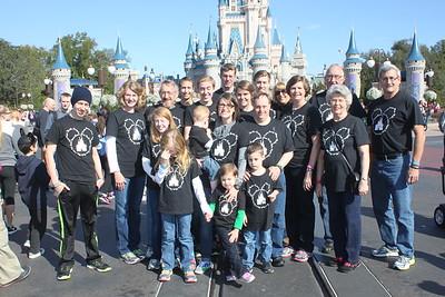 2016 Disney Family Reunion