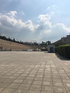 Original Olympic Stadium, Athens, greece