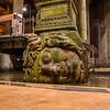 Basilica Cistern - 2nd Medusa Pillar