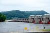Mississippi River Lock and Dam #6 - Trempealeau, WI
