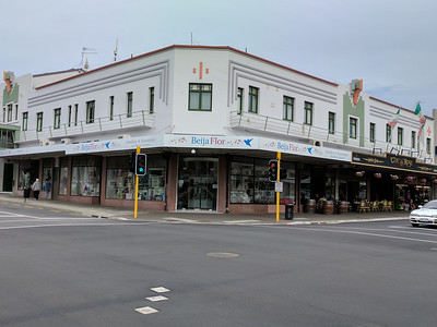 2016 NZ06 Napier Art Deco