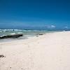Ocean side of Rangiroa - beautiful beaches