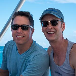 Brett and Charley
