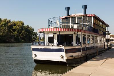 Sacramento River Marina