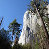El Capitan from the side.