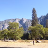 This is the view looking away from El Capitan.