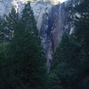 Our first view of Bridalveil Falls