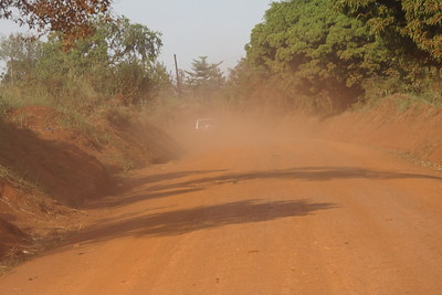 Daily drive along Uganda Road