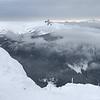 Jan 25, 2017   Black Tusk Peak from Whistler Peak