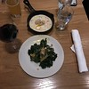 Jan 28, 2017  Grilled kale salad, brie and honey dressing, roasted hazelnuts, cartelized apples and Westcoast prawn and seafood chowder, chicharron, soft poached quail's egg