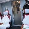 Glacier Express seats
