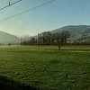 View from train ride