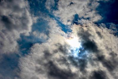2017-08-21 eclipse near Charleston SC