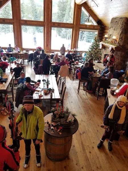 Brekenridge Nordic Ski Center